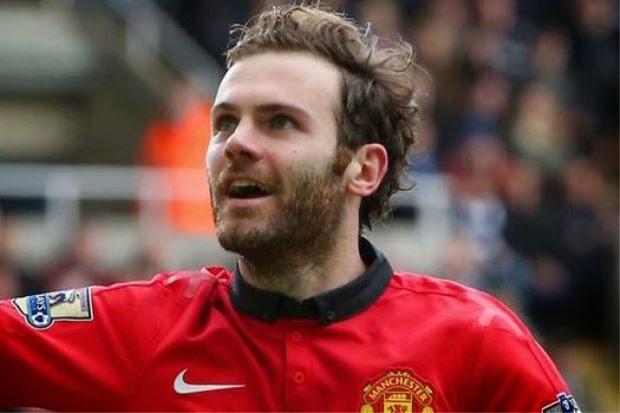 Juventus Buru Juan Mata, Antonio Valencia , info, terkini, sukan, berita sukan bola sepak, spekulasi perpindahan pemain bola sepak
