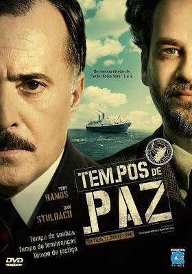 Tempos de Paz - DVDRip Nacional