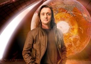 Richard Hammond Long Hair call me ishmael...