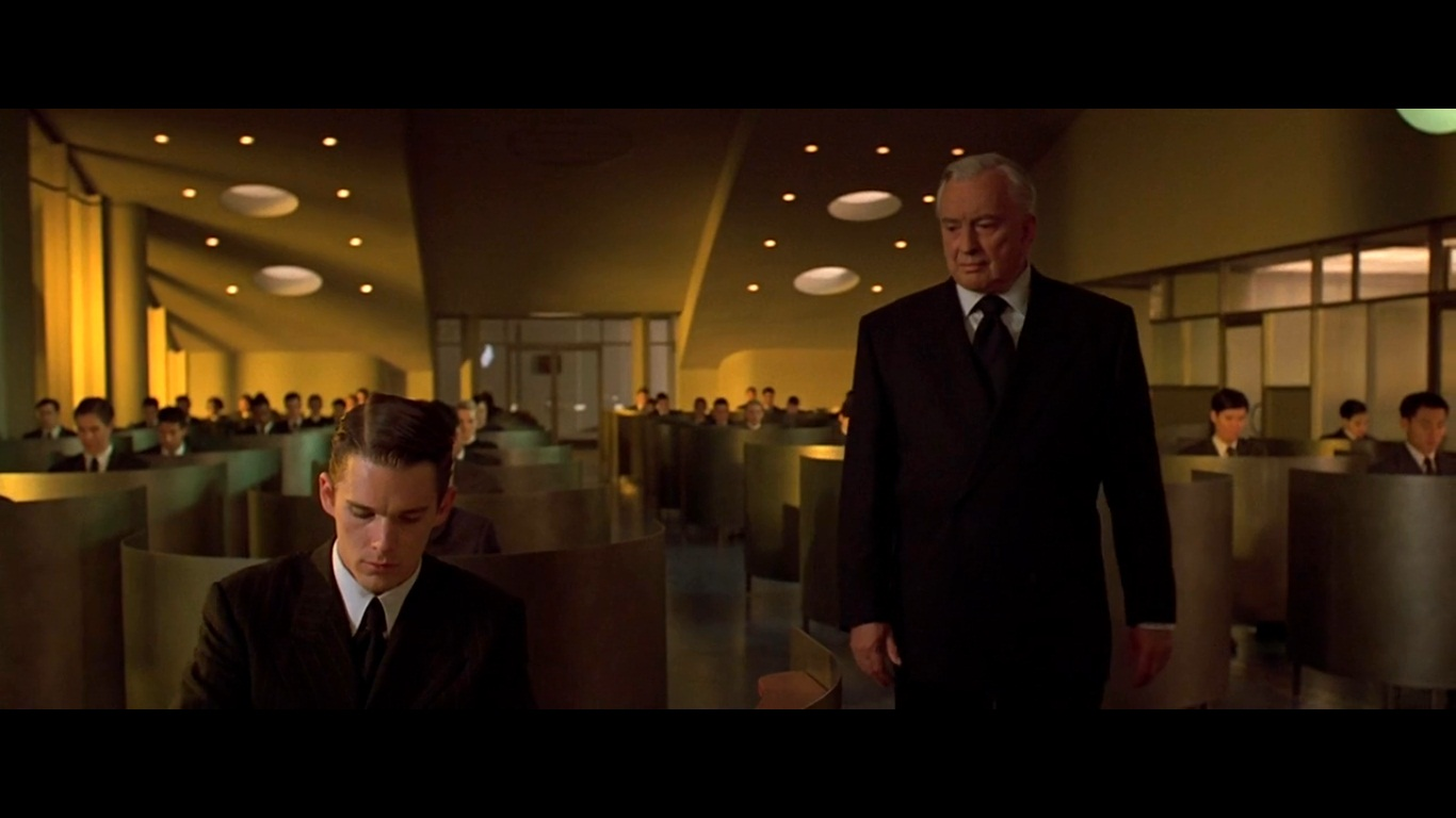 gattaca film analysis This film is quietly provocative, well crafted, and a subtle meditation on the future.
