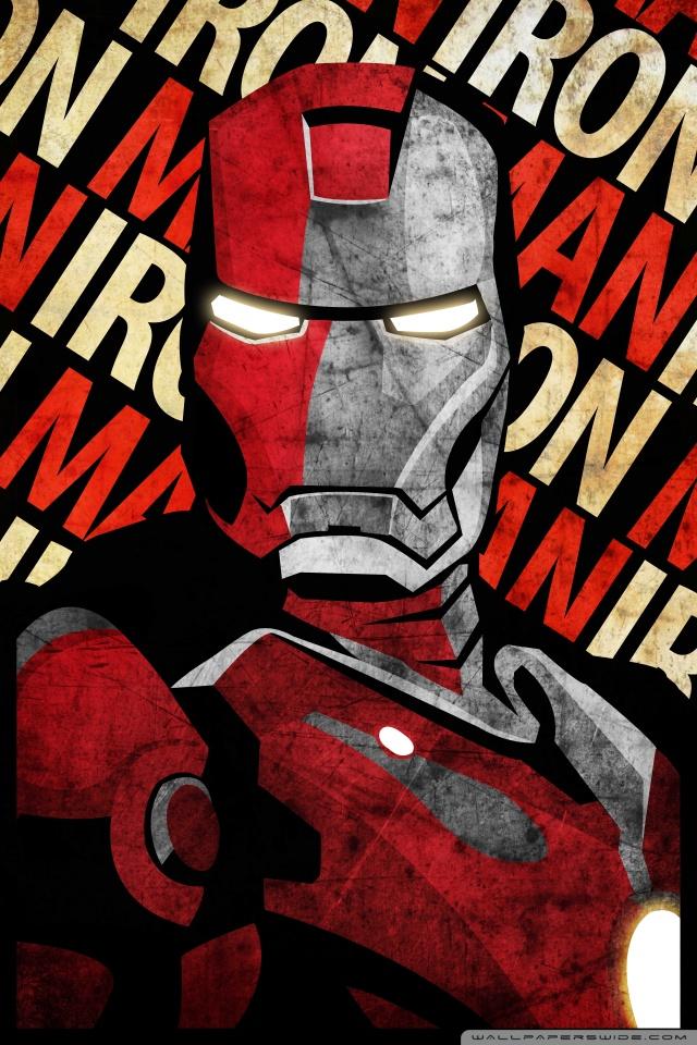 Iron Man Shepard Fairey