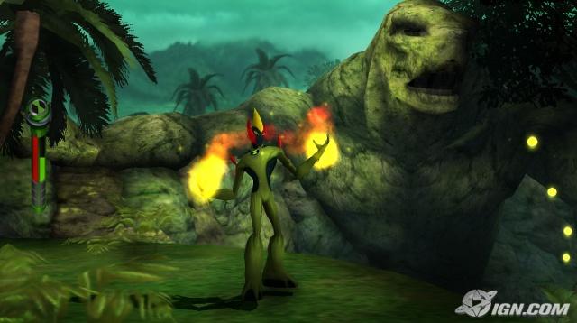 Tema: Ben 10 - Alien Force - Vilgax Attacks [PSP] [ISO] [Ingles]