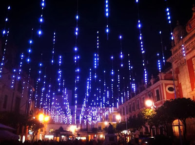 Luces de la Navidad 2014