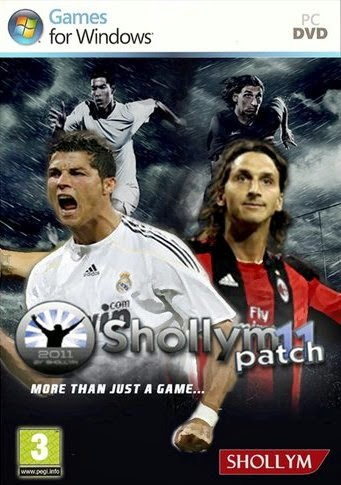 Download PES 6 Shollym Patch 2014 Free PC Sport Game