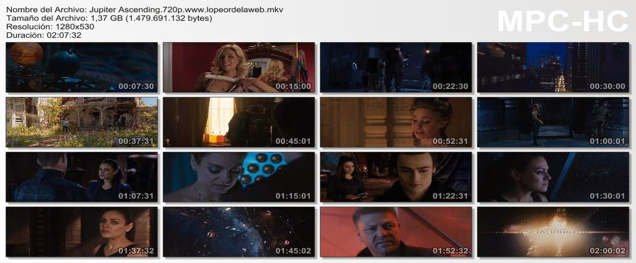 Jupiter Ascending (2015) WEB-DL 720p Subtitulos Latino