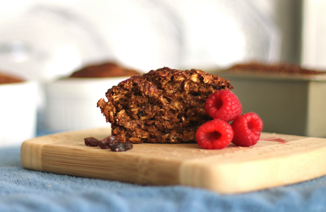 Healthy Raisin Bran Muffins - healthy dessert blog