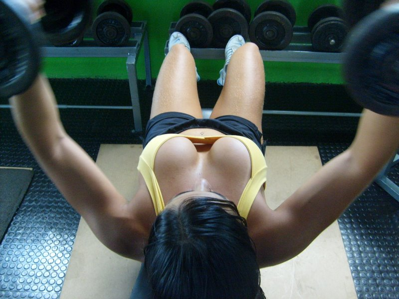 Chest Workout Exercises Tips