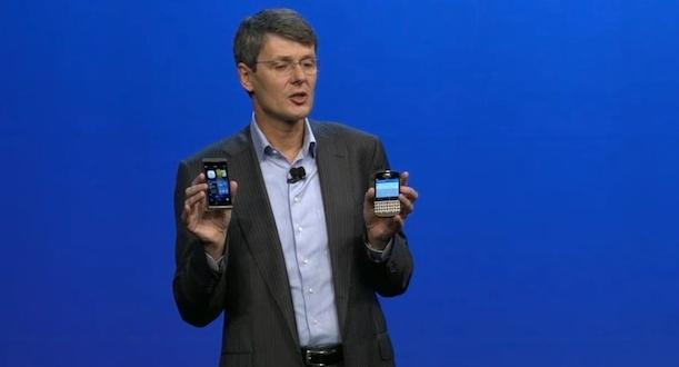 Blackberry Z10 Dan Q10 Resmi Diluncurkan Seputar Dunia
