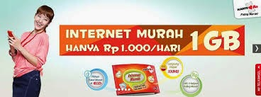 Paket Internet Murah Kartu As