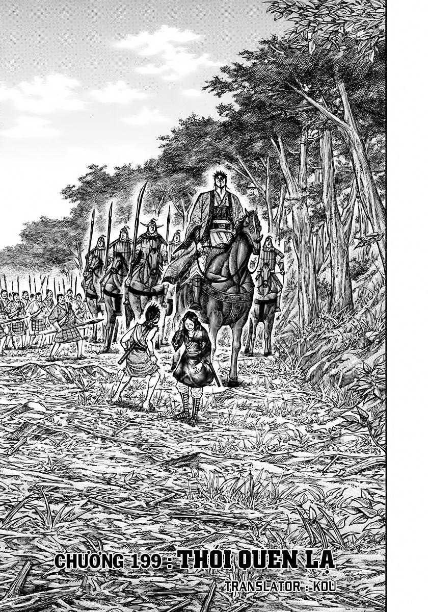 Kingdom – Vương Giả Thiên Hạ (Tổng Hợp) chap 199 page 2 - IZTruyenTranh.com