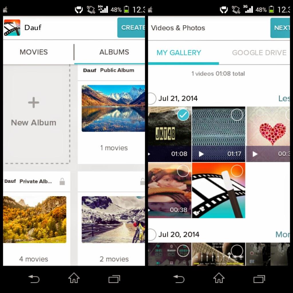 Aplikasi Video Maker Dan Editor Ajaib (Gubuk Android)