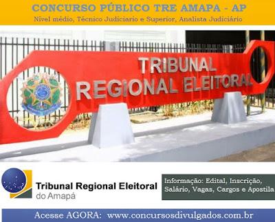 Apostila pdf concurso TRE do AP para tecnico judiciario e analista 2015.