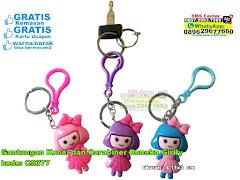 Gantungan Kunci Dan Carabiner Boneka Girlly