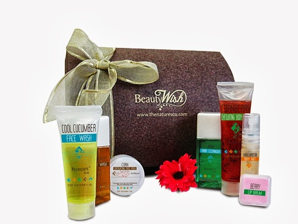 The Nature's Co Beauty Wish Box