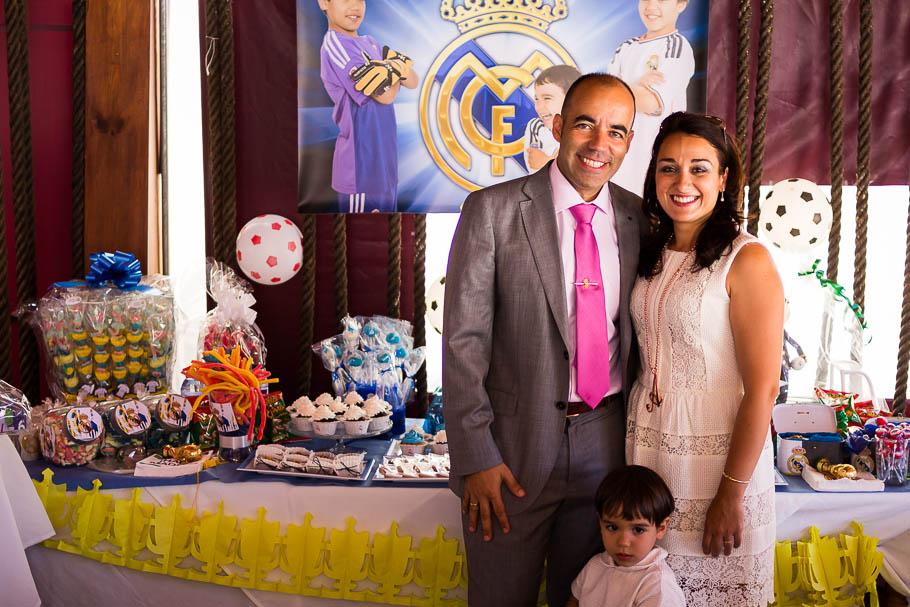 La familia de Vicente