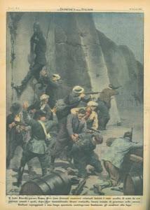 """COPERTINA """"LA DOMENICA DEGLI ITALIANI"""" 15 LUGLIO 1945"""