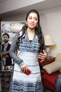 Actress Charmee Kaur Pictures in Salwar Kameez at South Scope Calendar 2014 Launch  0020.jpg