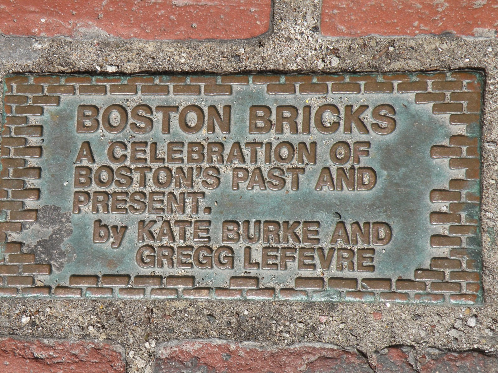 """Boston Bronze and Stone Speak To Us"" Boston Monument Guide Books"