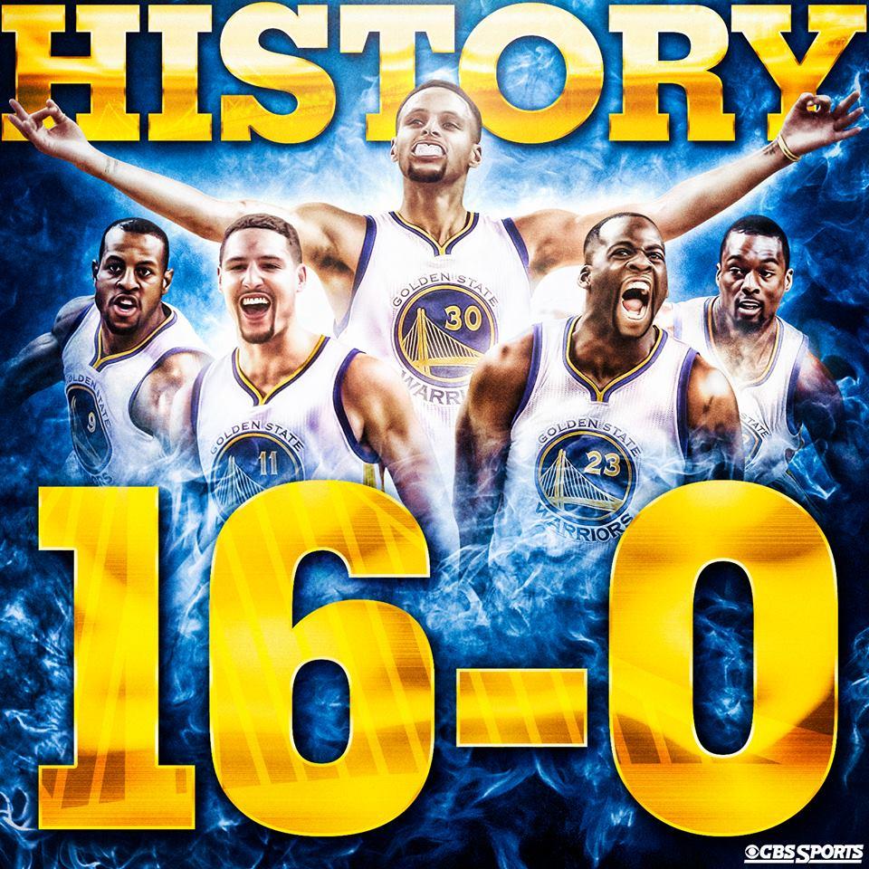 Golden State Warriors breaks best start in NBA history