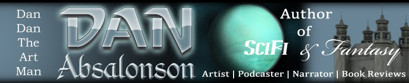 Dan Absalonson | Author of SciFi & Fantasy