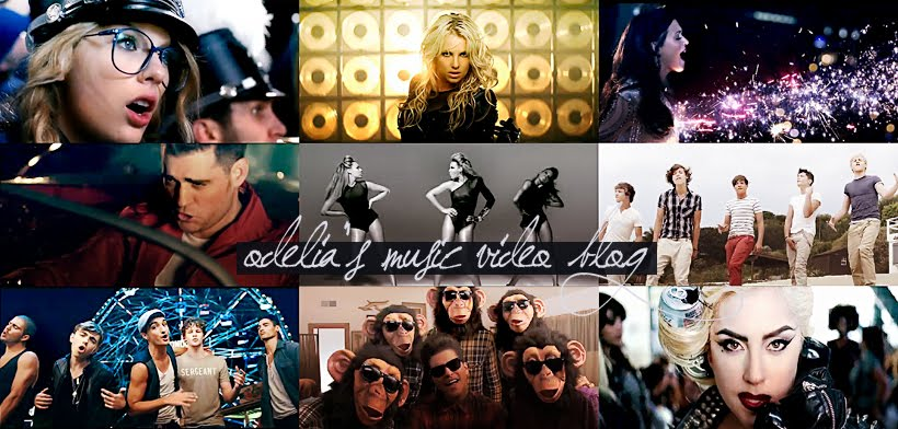 Odelia's Music Video Blog