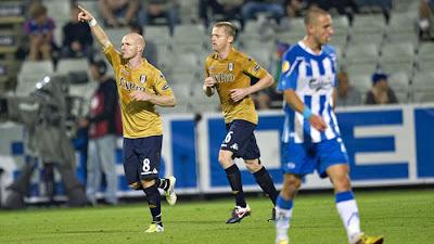 OB Odense 0 - 2 Fulham (1)
