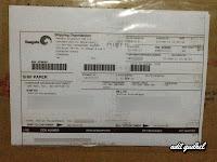 Ship Paper RMA Seagate