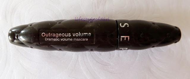 Sephora Outrageous Volume Maskara