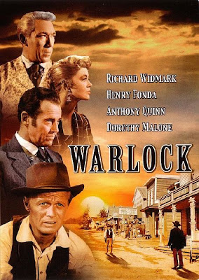 Watch Warlock 1959 Hollywood Movie Online | Warlock 1959 Hollywood Movie Poster