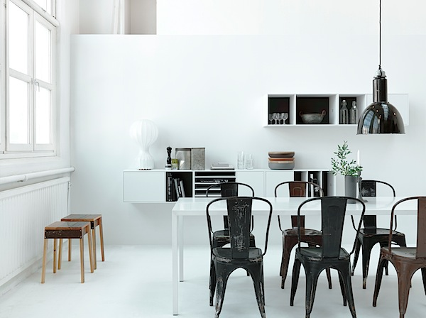 apply color monochrome tips for your residential interior