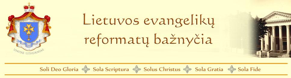 Lietuvos Evangelikų Reformatų Bažnyčia