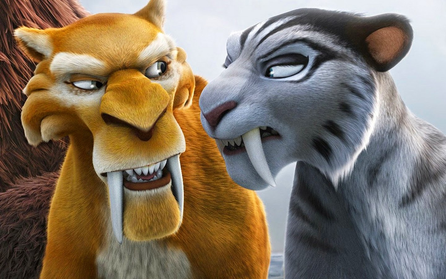 Ice age coloring book pages - Ice Age Desktop Wallpapers