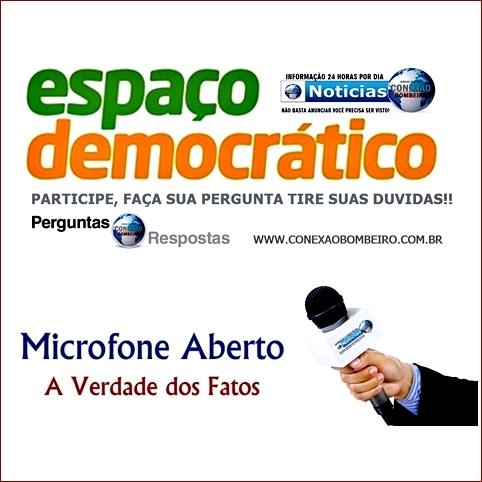 ESPAÇO DEMOCRÁTICO