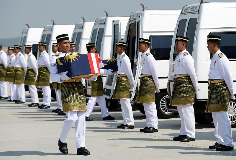 WARIS MANGSA MH17 DITEGAH BUKA KERANDA