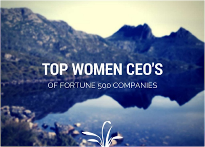 Top 10 Women CEOs of Fortune 500 Companies