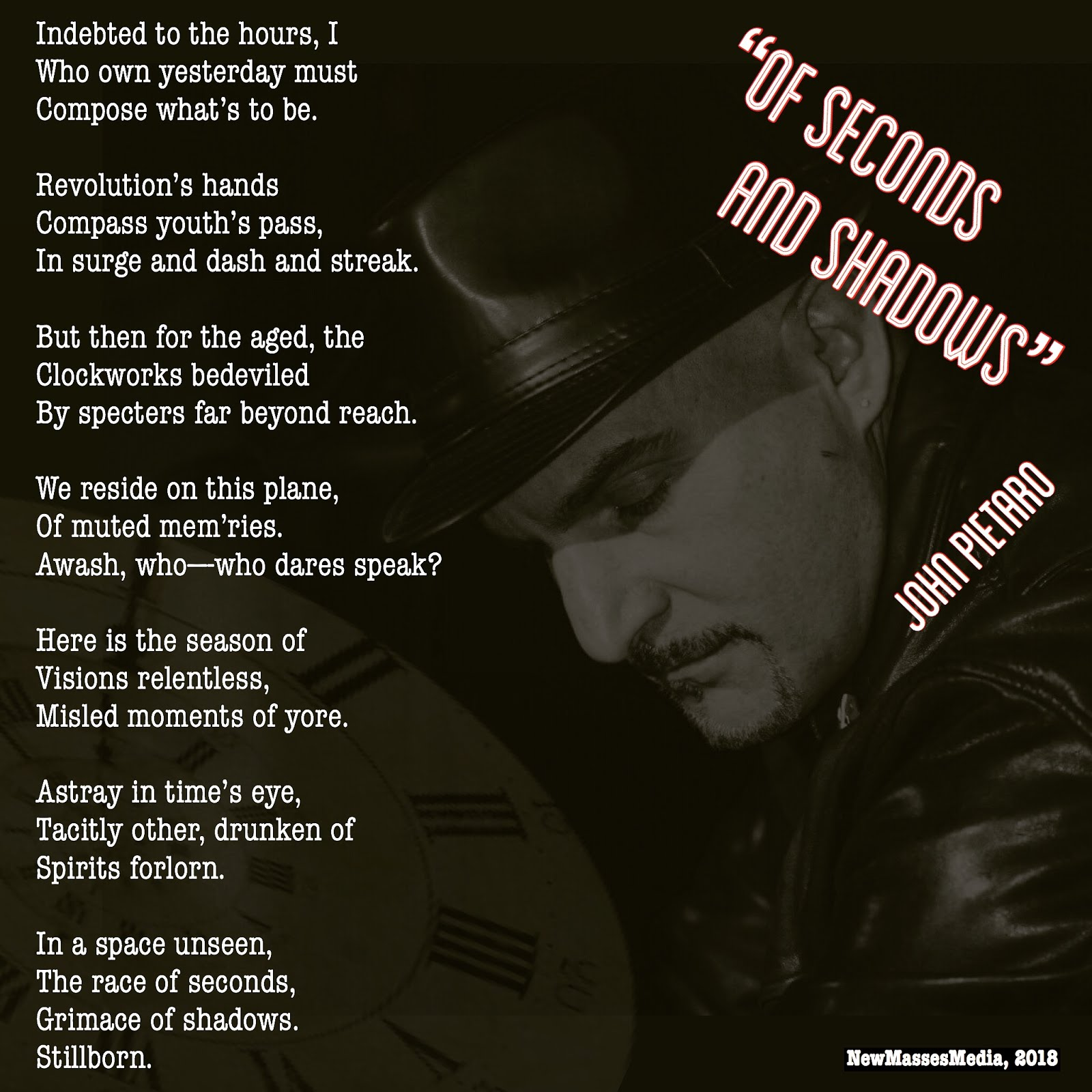 Of Seconds and Shadows poem