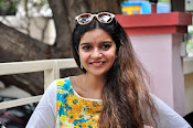 Colors Swathi photos at Tripura Movie Interview-thumbnail-5