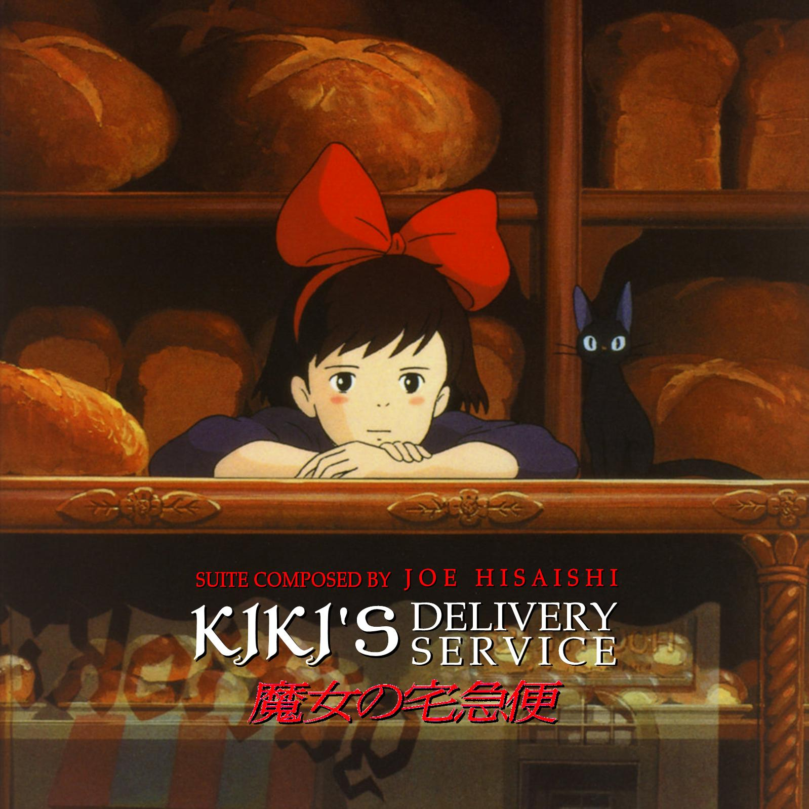 Kikis Delivery Service Soundtrack Kiki 39 s Delivery Service Suite