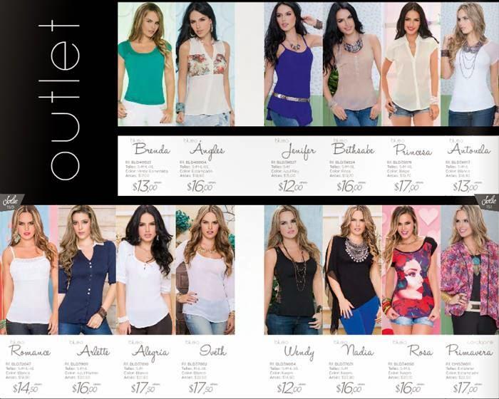 blusas de jolie campaña 4 2015