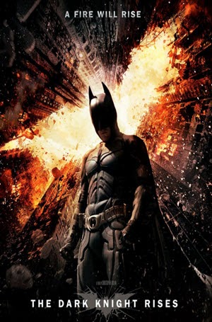 The Dark Knight Rises: Official Theatrical Release Poster