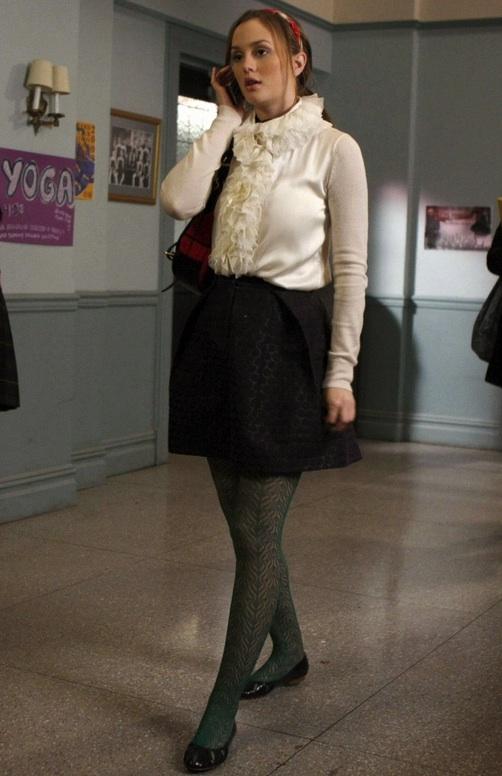 Blair Waldorf Fashion