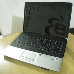 jual laptop second compaq cq40
