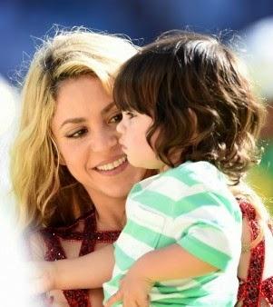 Shakira ya dio a luz a su segundo hijo en Barcelona