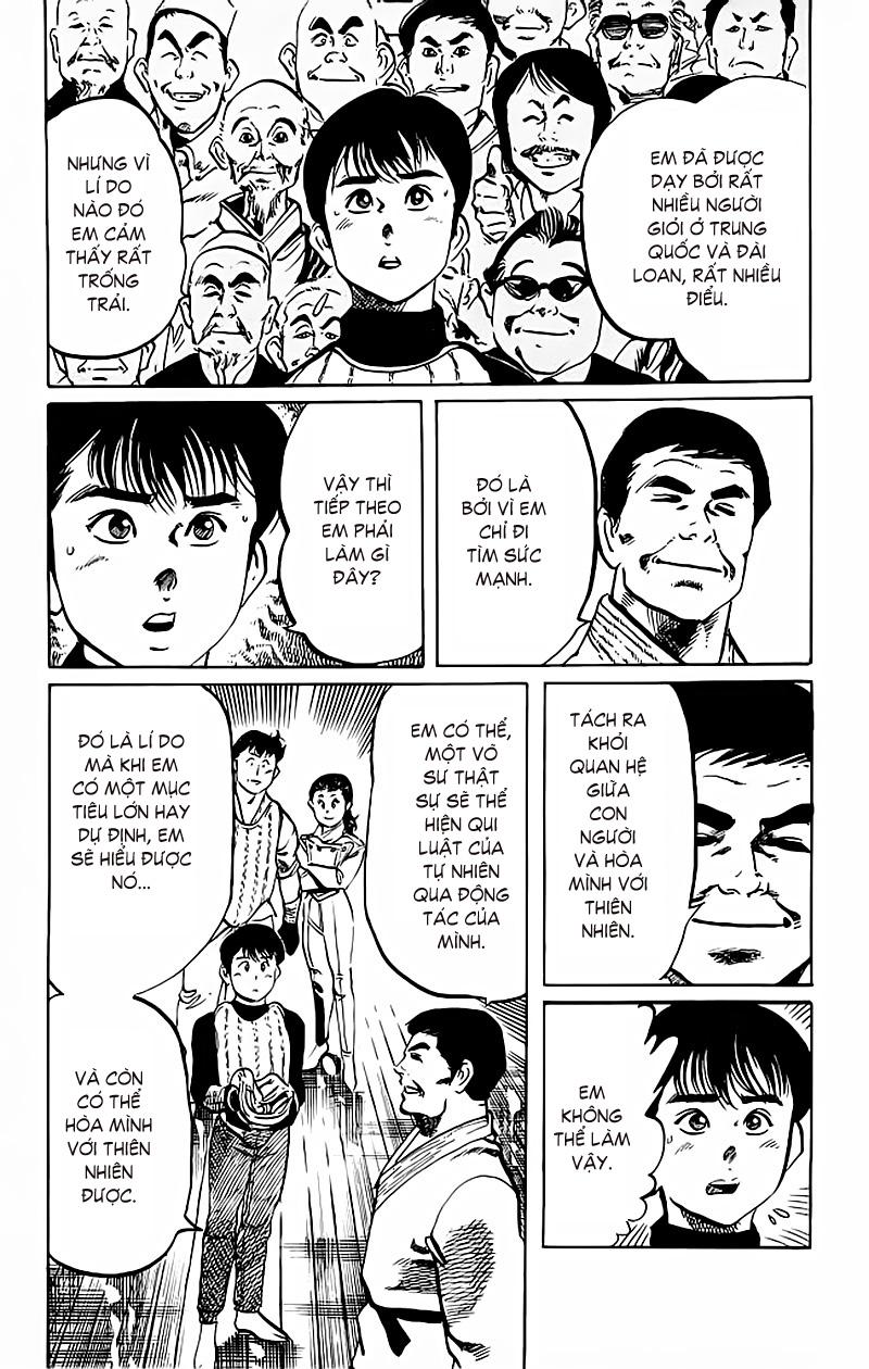 Kenji-Quyền Nhi Phương Thế Ngọc chap 192 - Trang 17