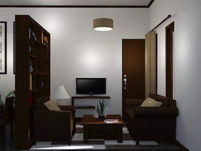 tips desain ruang tamu minimalis yang sempurna ~ media