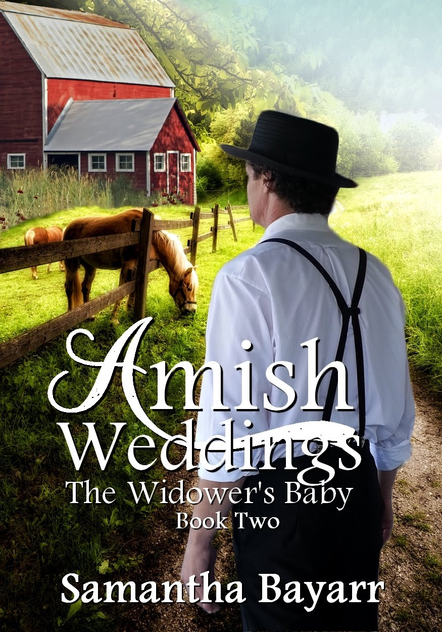 Amish Weddings: Book 2