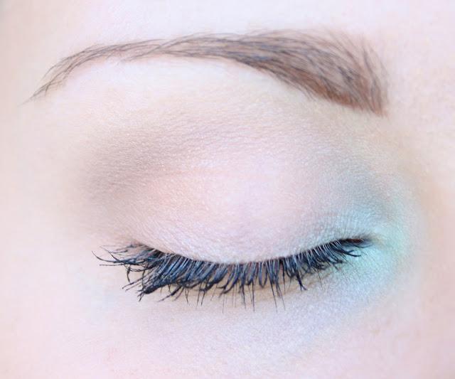 fotd : pretty pastel eyes