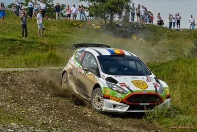 Marco Tempestini si Toni Avram - Ford Fiesta R5