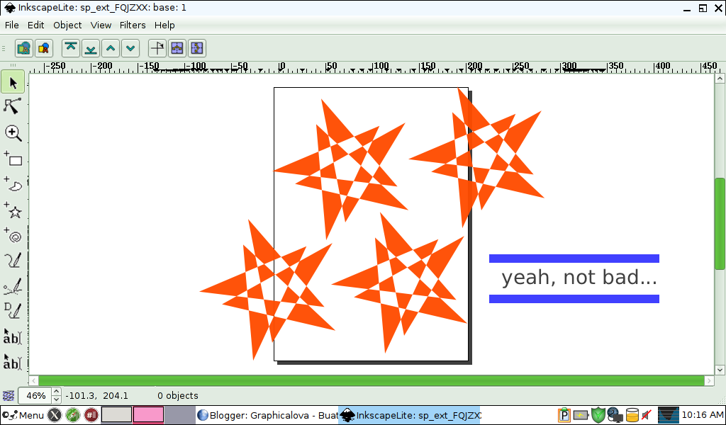 inklite vector
