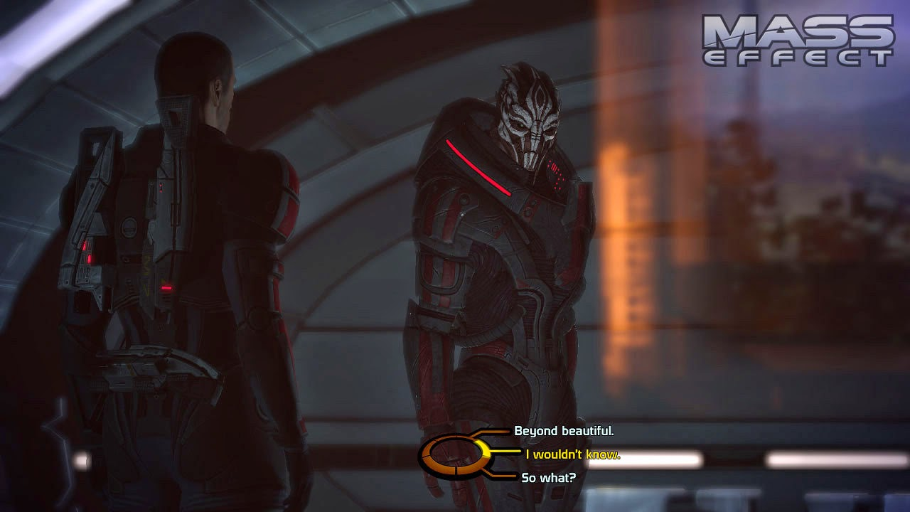 Mass Effect juego completo